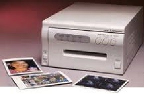 Mitsubishi CP-750U Printer